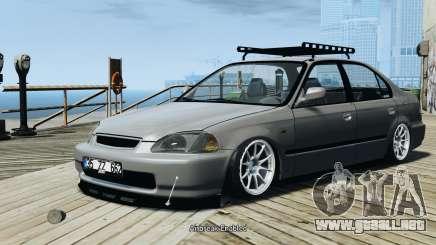 Honda Civic 1.6i ES para GTA 4