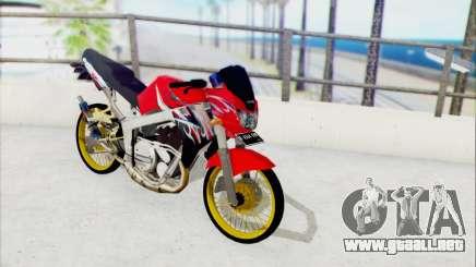 Kawasaki 150L Ninja Series para GTA San Andreas