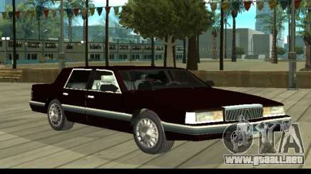 Willard HD (Dodge dynasty) para GTA San Andreas