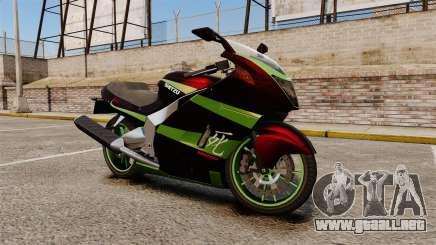 GTA IV TLAD Hakuchou para GTA 4