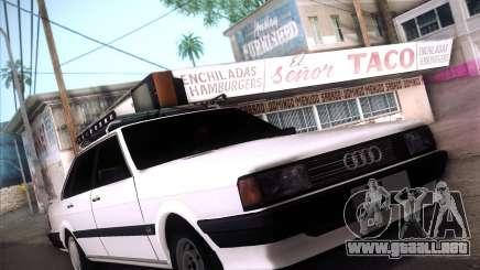 Audi 80 B2 v2.0 para GTA San Andreas