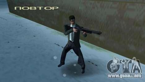 Armas Retekstur para GTA Vice City tercera pantalla