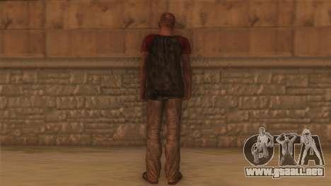 Madžin v7 para GTA San Andreas segunda pantalla