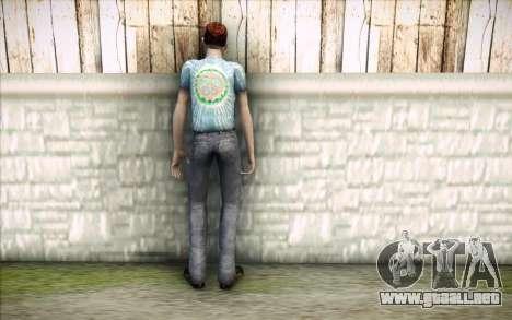 Tío Dave para GTA San Andreas segunda pantalla