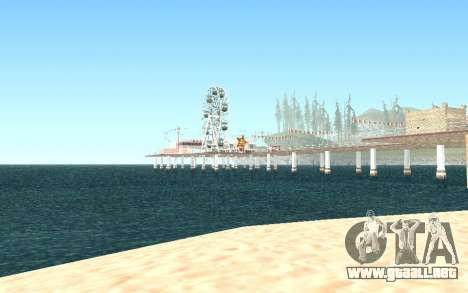 Time Control para GTA San Andreas segunda pantalla