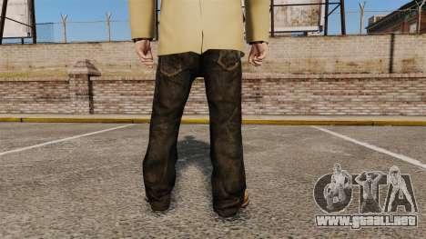 Jeans Bernies para GTA 4 segundos de pantalla