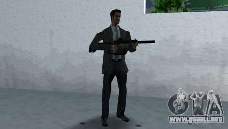 Kriss Super V para GTA Vice City quinta pantalla