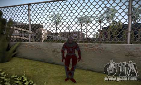 Spider man EOT Full Skins Pack para GTA San Andreas