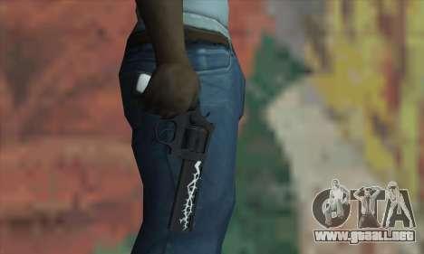 Absolver para GTA San Andreas tercera pantalla