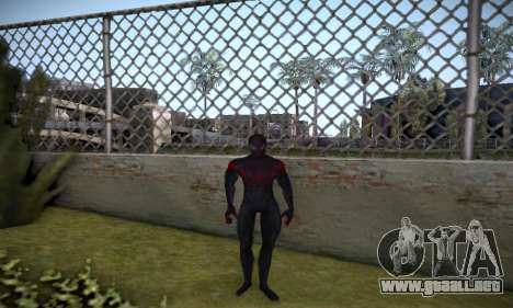 Spider man EOT Full Skins Pack para GTA San Andreas twelth pantalla