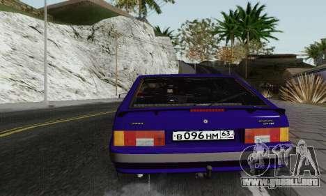 2114 Ba3 para vista lateral GTA San Andreas