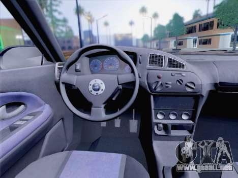 Mitsubishi Lancer Evolution VI LE para el motor de GTA San Andreas
