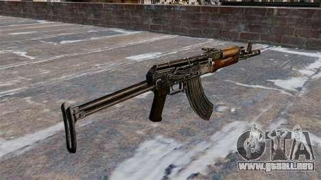 Automático Khyber Pass AK para GTA 4 segundos de pantalla