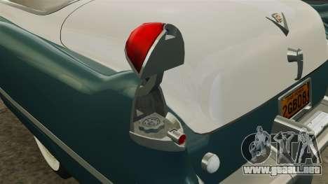 Cadillac Series 62 1949 para GTA motor 4