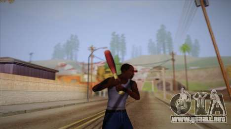 Pedacitos de Max Payne para GTA San Andreas tercera pantalla