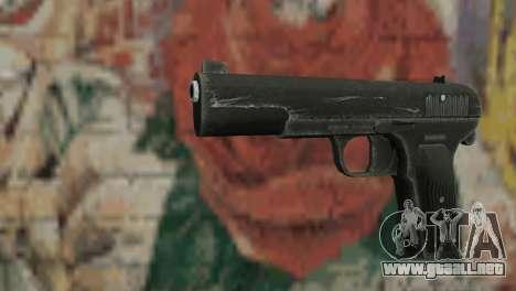 Pistola TT para GTA San Andreas