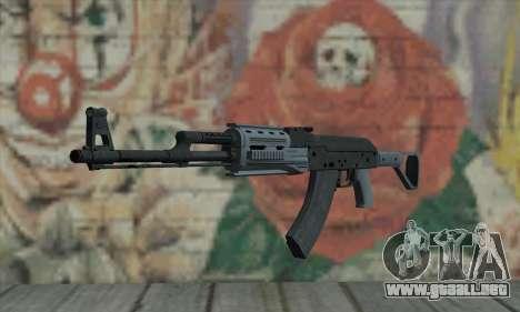 El AK-47 de GTA V para GTA San Andreas