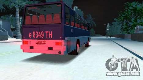 IKARUS 255 para GTA Vice City visión correcta