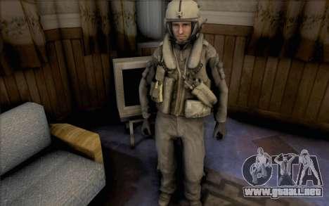 Piloto para GTA San Andreas segunda pantalla
