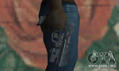 Strader MK VII FEAR3 para GTA San Andreas tercera pantalla