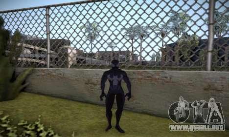 Spider man EOT Full Skins Pack para GTA San Andreas sucesivamente de pantalla