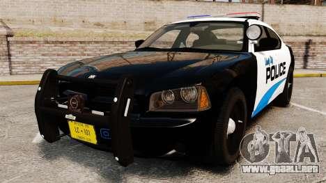 Dodge Charger 2010 Police [ELS] para GTA 4