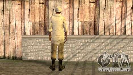 USAM Ben Laden para GTA San Andreas segunda pantalla