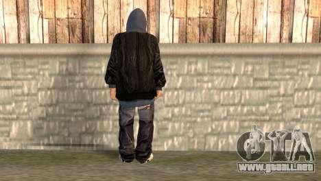 DUV para GTA San Andreas segunda pantalla