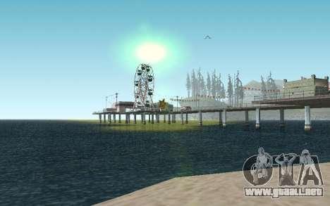 Time Control para GTA San Andreas tercera pantalla