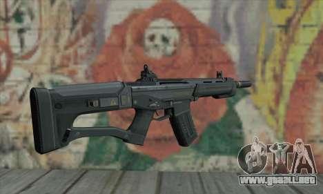 CICATRIZ de la CryENGINE 3 para GTA San Andreas segunda pantalla