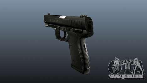Pistola semiautomática Taurus 24 / 7 para GTA 4 segundos de pantalla