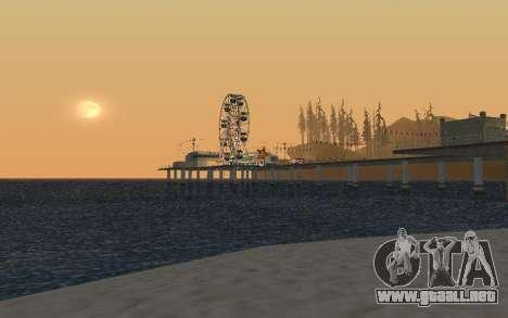 Time Control para GTA San Andreas