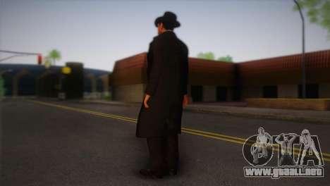 Vito Scaletta para GTA San Andreas segunda pantalla