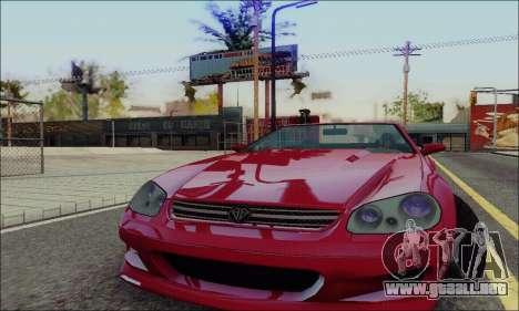 Feltzer de GTA IV para GTA San Andreas