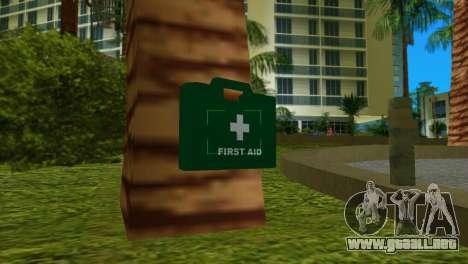 Kit de primeros auxilios de GTA IV para GTA Vice City