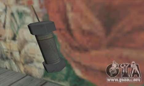 Granada de Saints Row 2 para GTA San Andreas