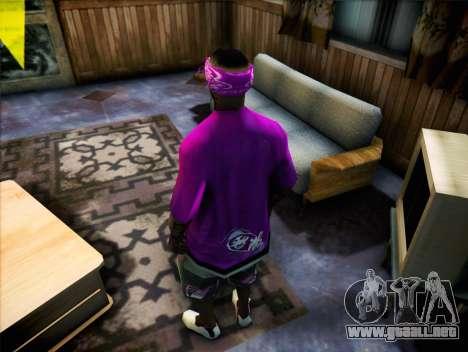 APB La Rocha para GTA San Andreas tercera pantalla
