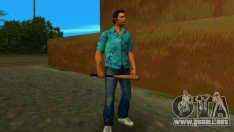 Bate de béisbol de GTA IV para GTA Vice City