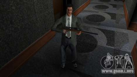 Armas Retekstur para GTA Vice City décimo de pantalla