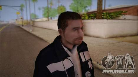 El médico de GTA 4 para GTA San Andreas tercera pantalla