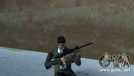 Kriss Super V para GTA Vice City tercera pantalla