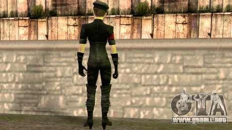 FGirL para GTA San Andreas segunda pantalla