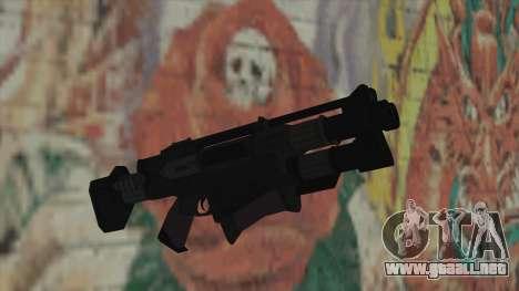 Rifle de Timeshift para GTA San Andreas