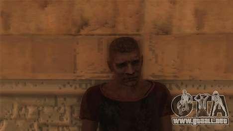 Madžin v7 para GTA San Andreas tercera pantalla