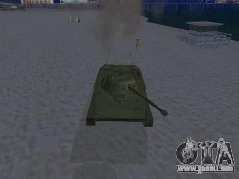 PT-76 para vista lateral GTA San Andreas