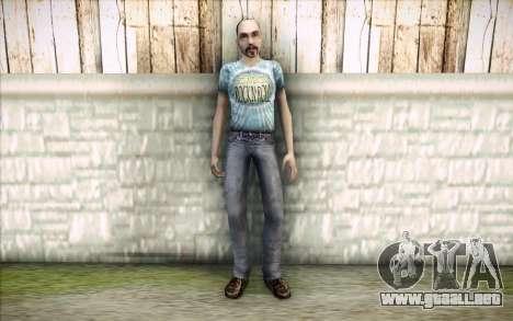 Tío Dave para GTA San Andreas