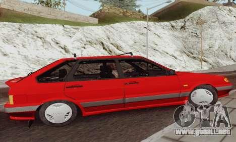 2114 Ba3 para la visión correcta GTA San Andreas