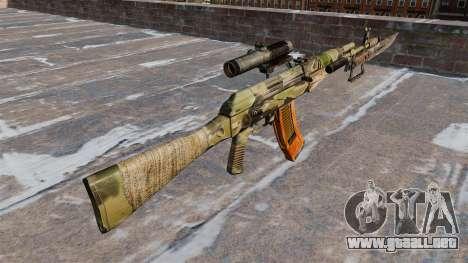 AK-47 para GTA 4 segundos de pantalla