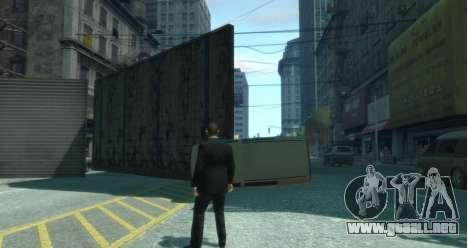 CreatorMod Z para GTA 4 tercera pantalla