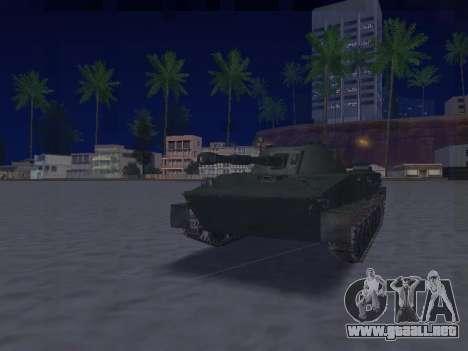 PT-76 para GTA San Andreas left